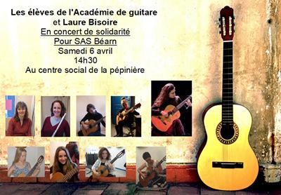 Concert academie pour sas bearn